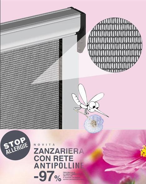 Zanzariera-antipolline-Zoe
