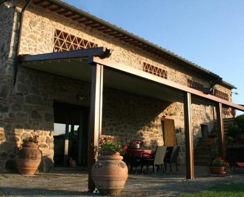 Pergole in legno Varese Pratic BiocasaPasqualetti 1
